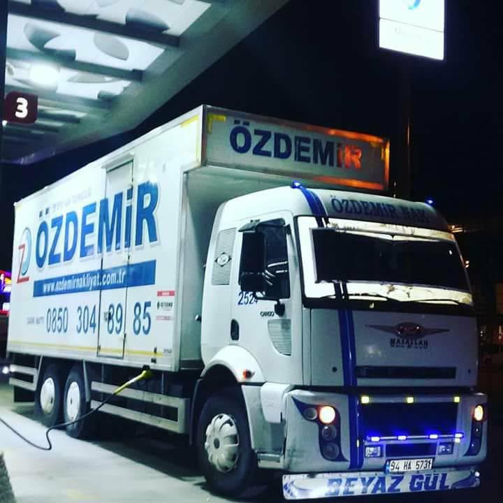 İstanbul Aydın ev taşıma