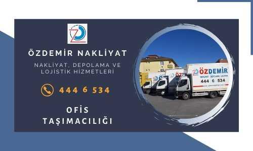 İstanbul'dan tüm Türkiye'ye Ofis eşyası taşıma ve depolama hizmeti veriyoruz.