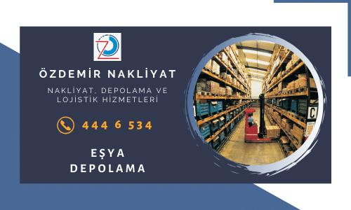 İstanbul'da ev, ofis, iş yeri ve tüm kurumsal alanlarda eşya depolamada öncüyüz.